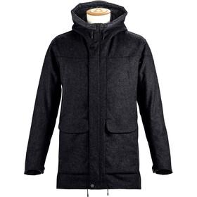 Alchemy Equipment Insulated Tech Wool Coat Herren black